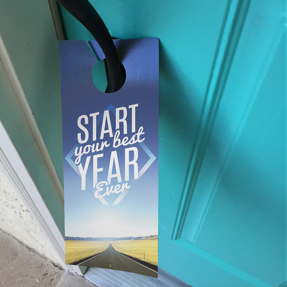 Starting a Church Door Hanger Ministry