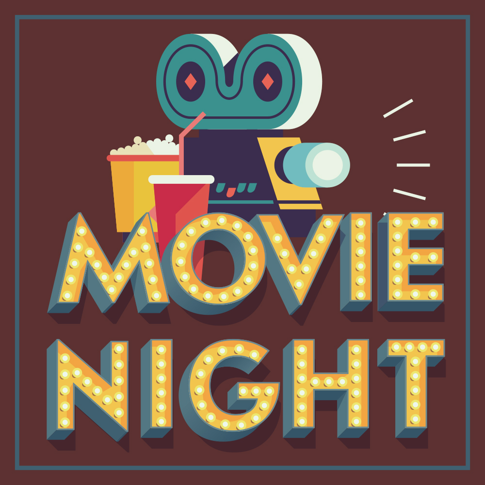 church movie night