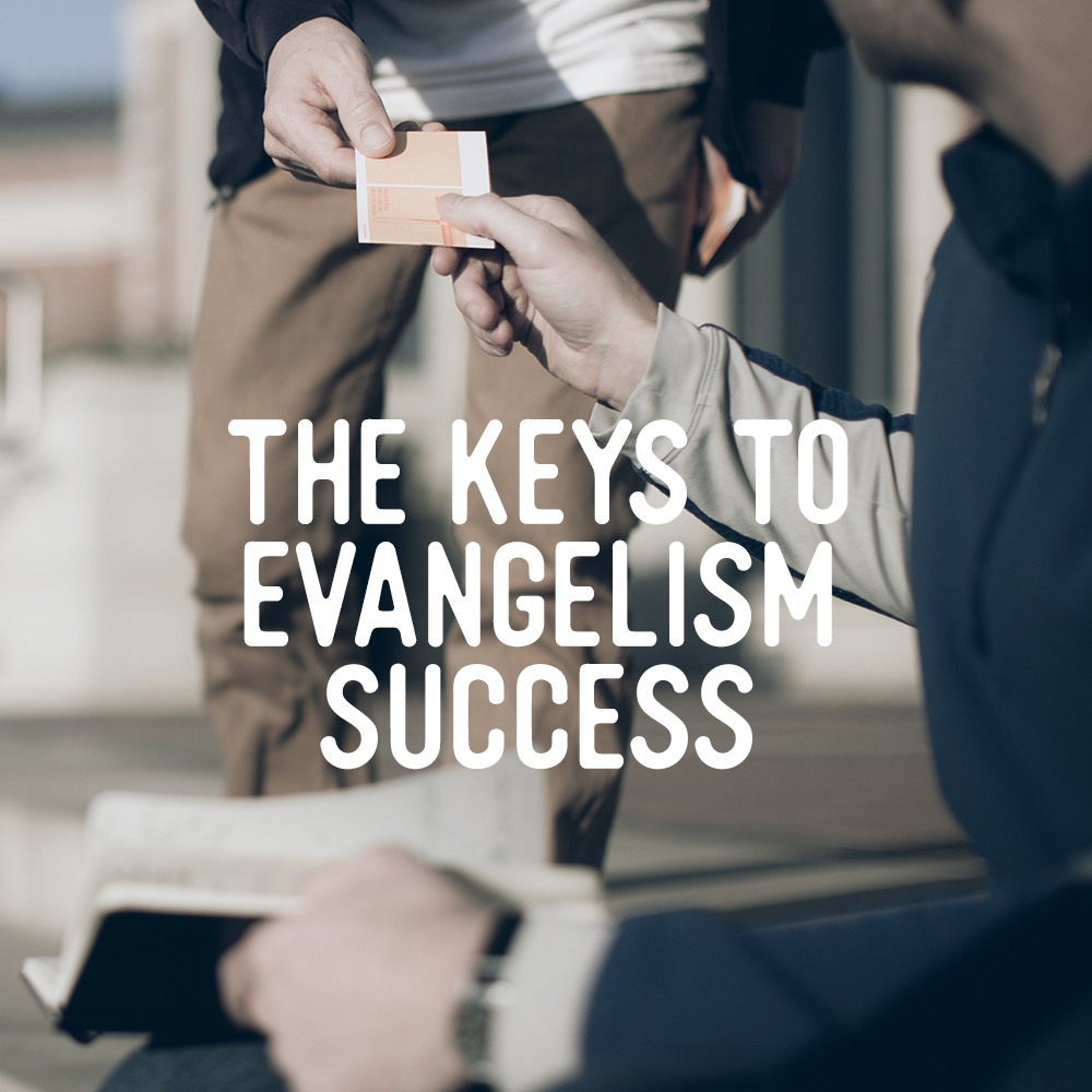 The Keys To Evangelism Success: 3 Pastors Share What's Working