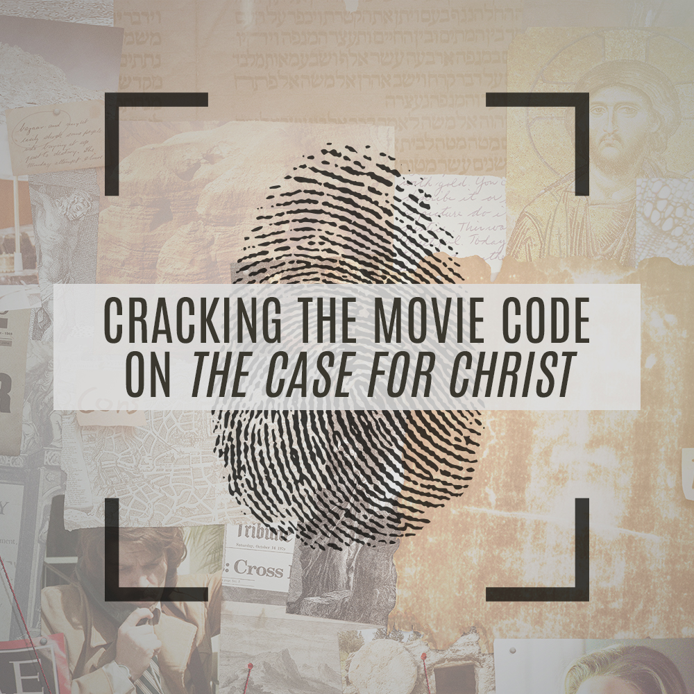 Cracking The Movie Code On The Case For Christ