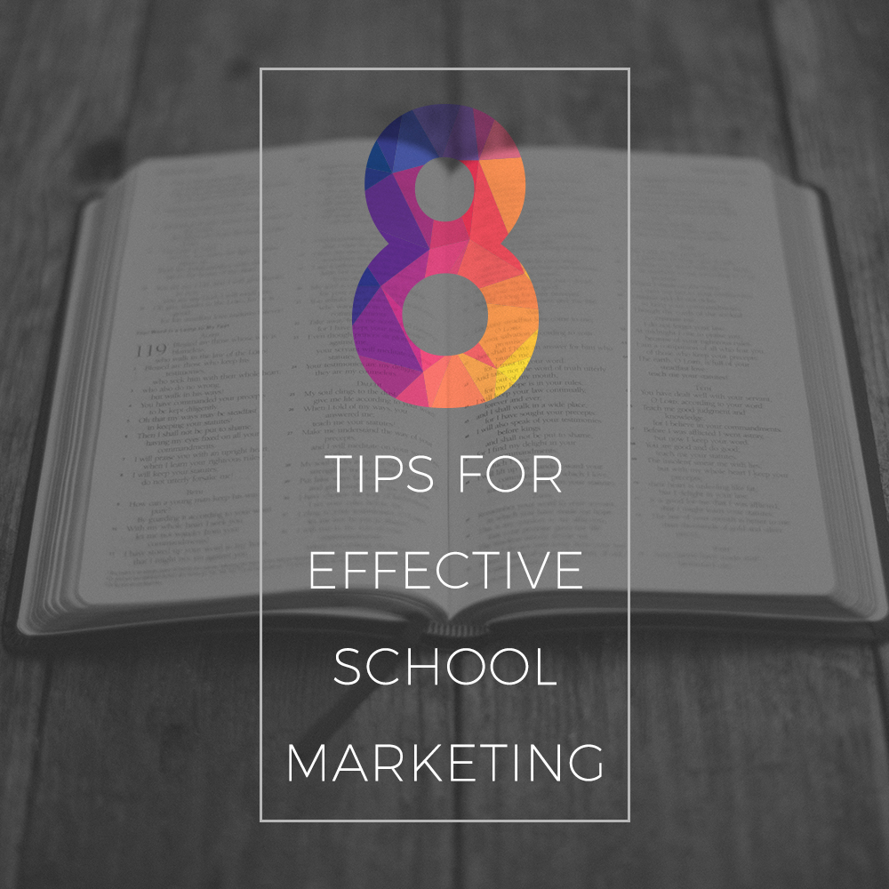 Christian School Marketing Tips
